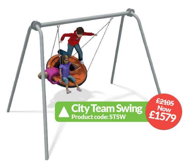 city team swing