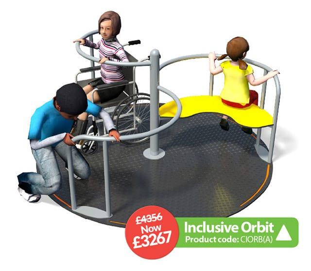 inclusive orbit